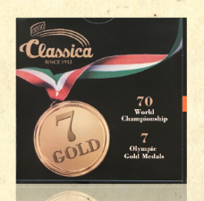 Clever Ammunition - Classica 7 gold