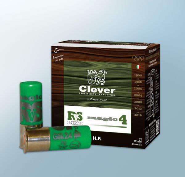 Clever Ammunition - RVS Magic 4