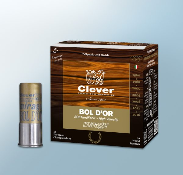 Clever Ammunition - T4 Bol D'OR